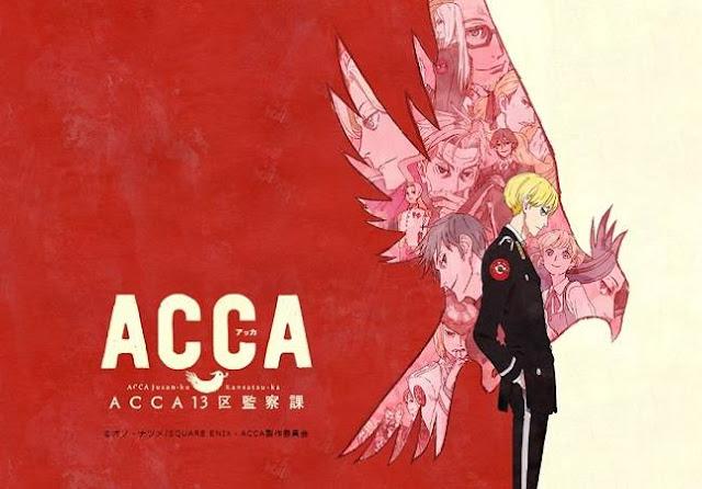 Kumpulan Foto ACCA 13-ku Kansatsu-ka, Fakta ACCA 13-ku Kansatsu-ka, dan Video ACCA 13-ku Kansatsu-ka