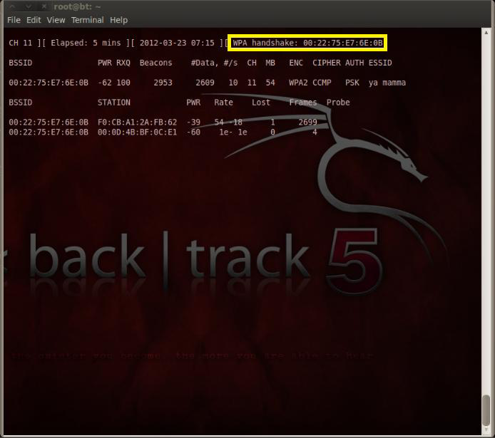 How to hack wifi password on backtrack 5r3 pakistan hacking forum this command will send deauth request if the data is not generating you can also increse the number of deauth requestsr our ccuart Image collections