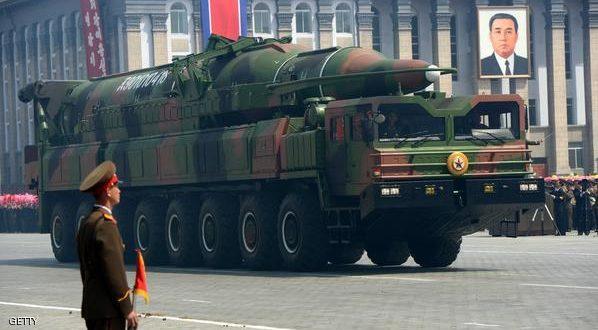 كوريا الشمالية تهدد اليابان بقصفها بالنووى