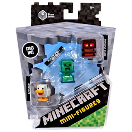 Minecraft Series 2 Magma Cube Mini Figure