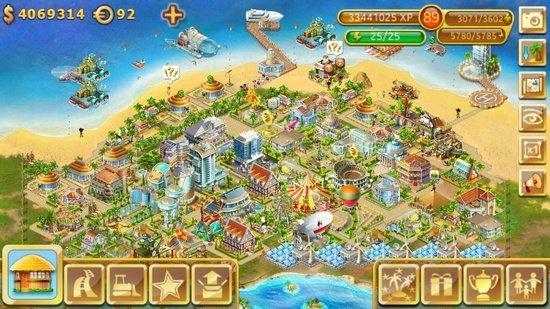 Game Paradise Island