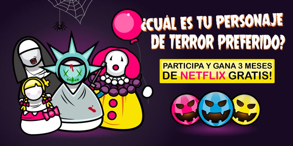 Suop concurso Halloween