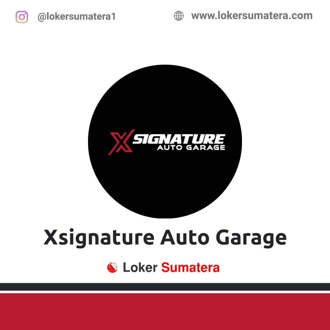 Lowongan Kerja Pekanbaru: Xsignature Auto Garage Desember 2020