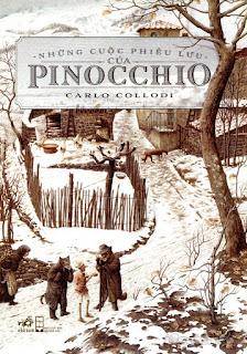 Pinocchio ebook song ngữ