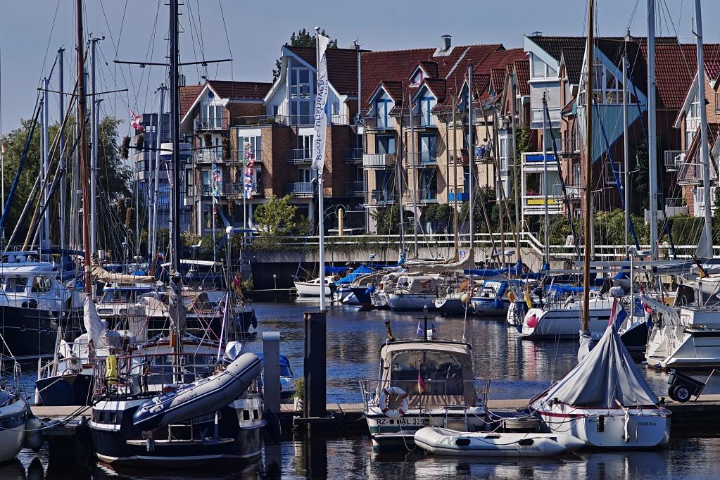 #136 Vivitar Zoom f3.8 75-205mm - Cuxhaven Jachthafen