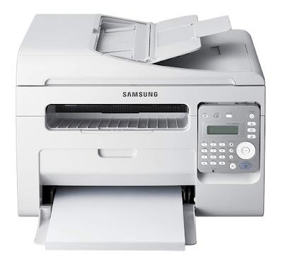F Wireless Monochrome Printer amongst Scanner Samsung SCX-3405W Driver Downloads