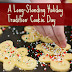 A Long Standing Holiday Tradition: Cookie Day