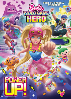 Barbie Eroina jocului video game hero Desene Animate Online Dublate si Subtitrate in Romana
