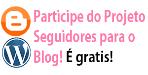 Ganhe seguidores no blog gratuitamente.