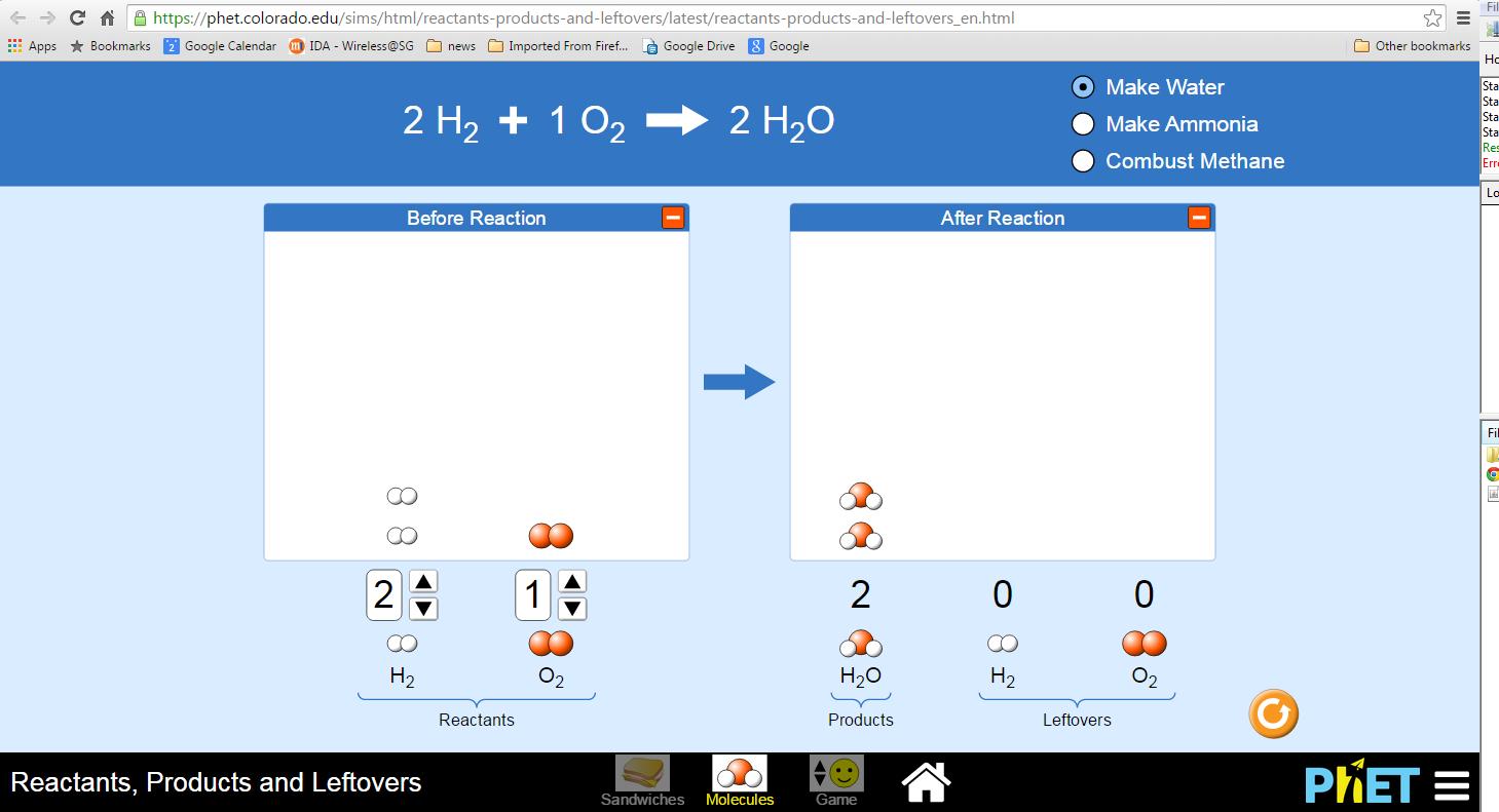 Phet Build An Atom Worksheet Answer Key