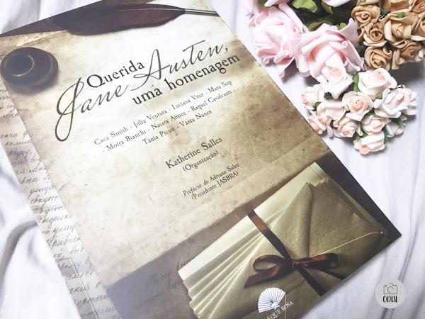 [Resenha] Querida Jane Austen, uma homenagem