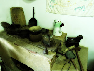 Fogão à Lenha de Pedra, Museu Antropológico Caldas Júnior, Santo Antônio da Patrulha