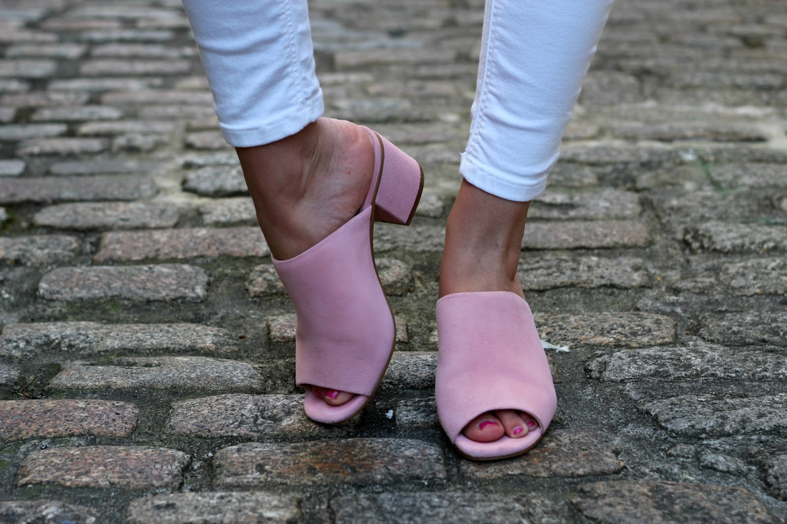 office-pink-mules