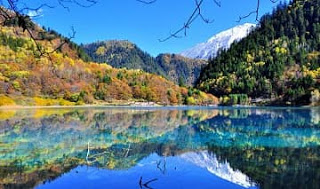 Places Jiuzhaigou