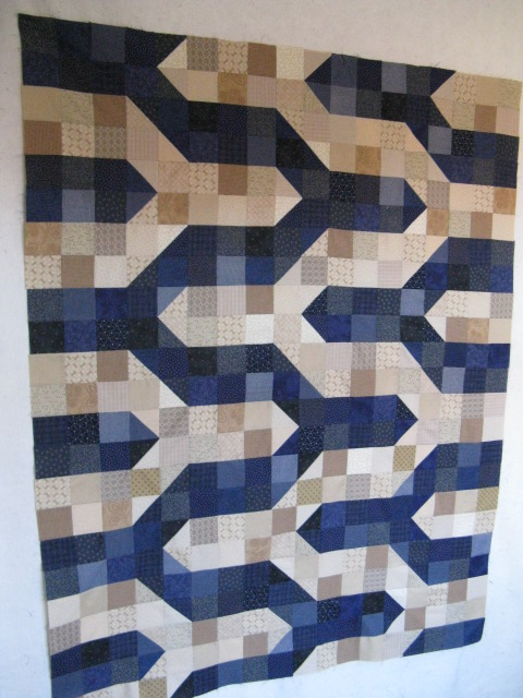 Quilting Blog - Cactus Needle Quilts, Fabric and More: Modern Chevron ...