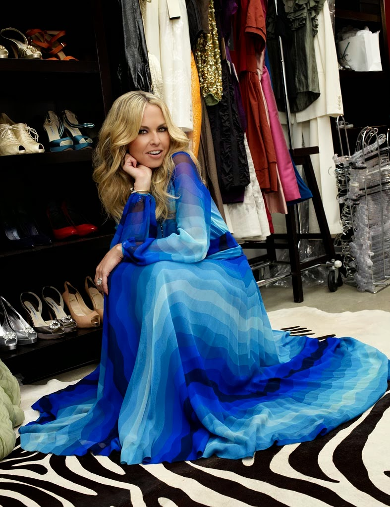 10 Styling Tips We Can Learn From Rachel Zoe…New Mom of Baby