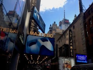 Majestic Theatre Phantom of the Opera
