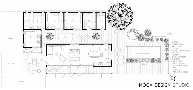 maison nergie positive climat mditerranen - Maison A Energie Positive Plan