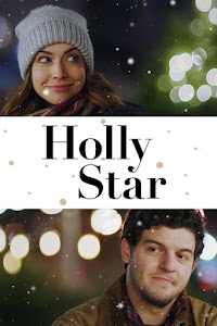 Holly Star Poster