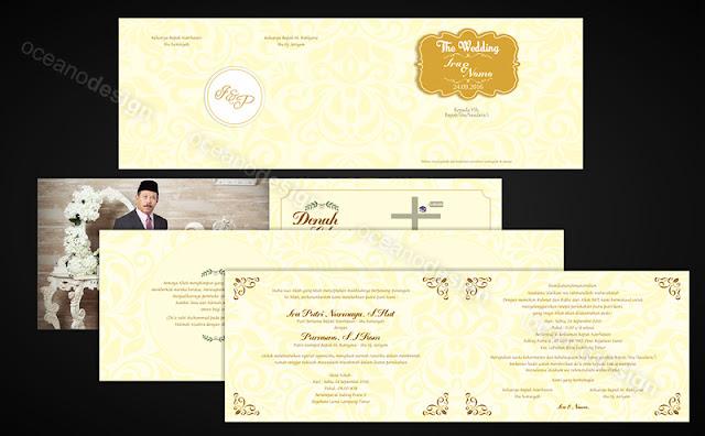 jasa desain undangan nikah