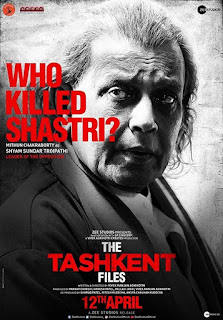 The Tashkent Files First Look Poster 11