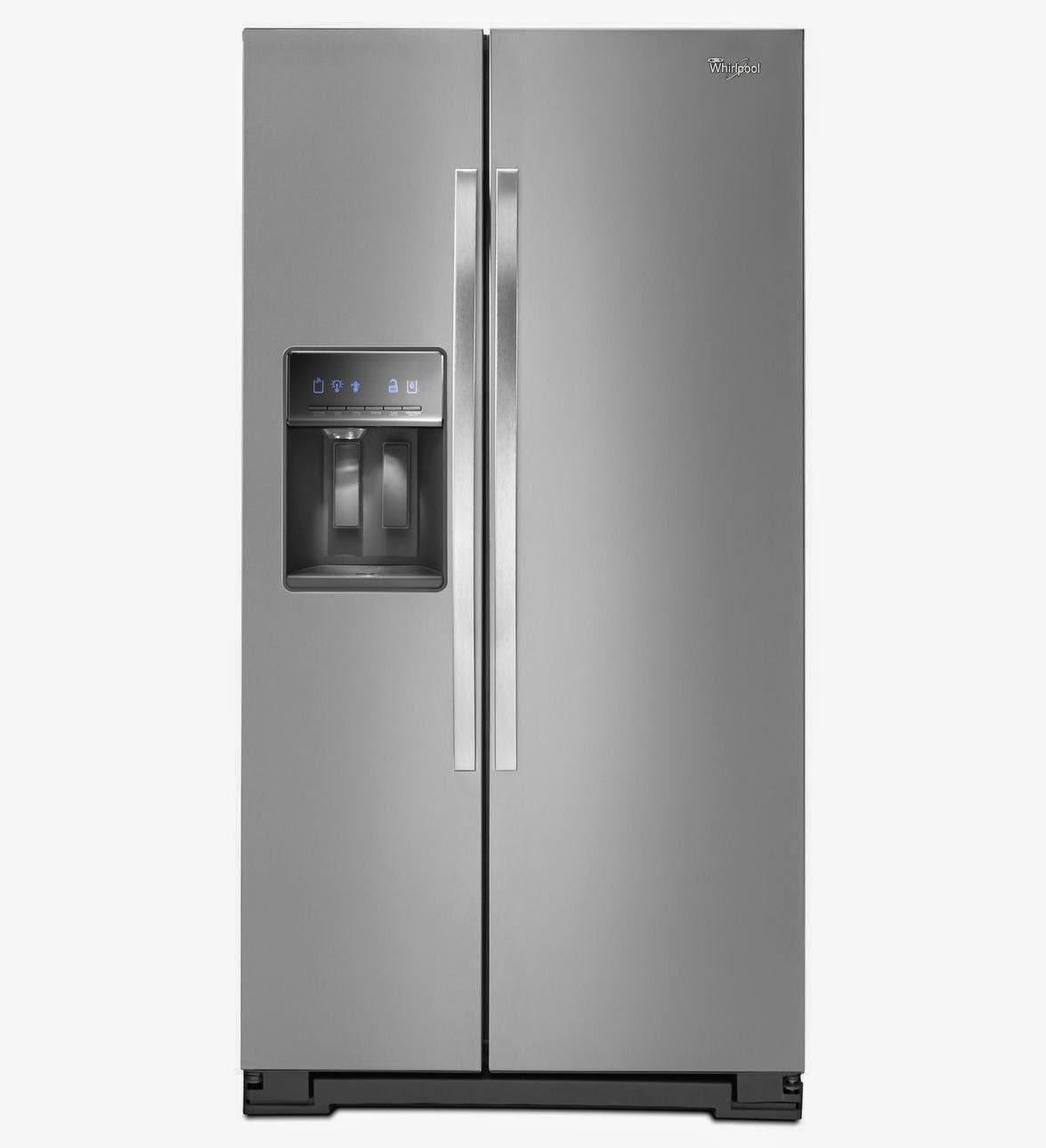Whirlpool French Door Counter Depth Refrigerator: Whirlpool Refrigerators: Whirlpool Counter Depth Refrigerators