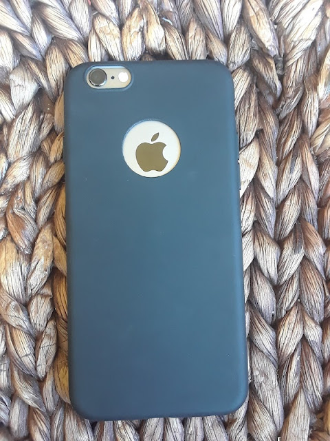 Ultra Slim Soft TPU Matte Candy Color Back Case For Iphone