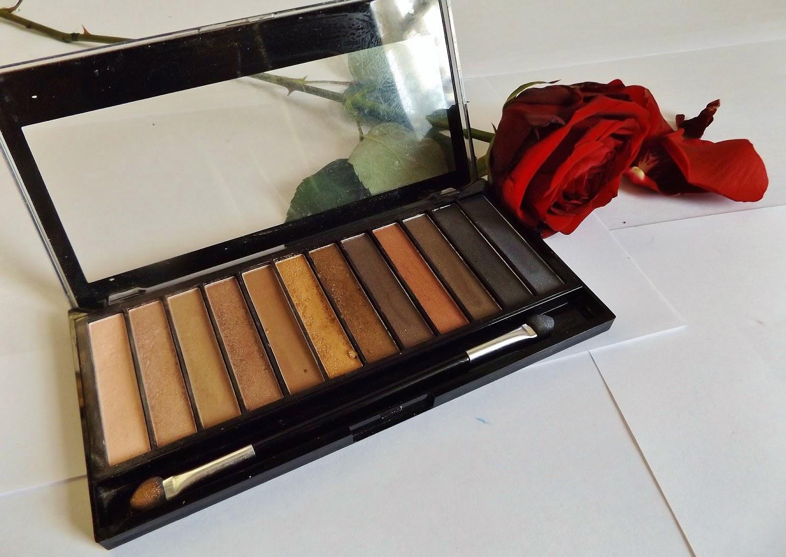 Make Up Revolution Palette Review