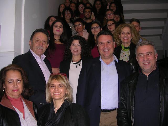 """Δραστήριο διήμερο για τον Πολιτιστικό Σύλλογο Γυναικών Πυργέλλας """"Αθηνά"""""""