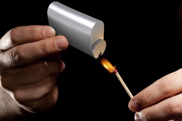Creative and Innovative Strike Match Dispenser