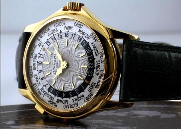 Patek Philippe Platinum World Time $4 Million visit www.zainsbaba.com
