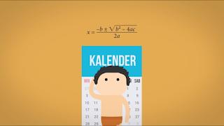perhitungan kalender