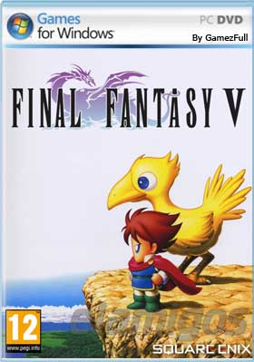 Descargar Final Fantasy V pc full español mega y google drive.