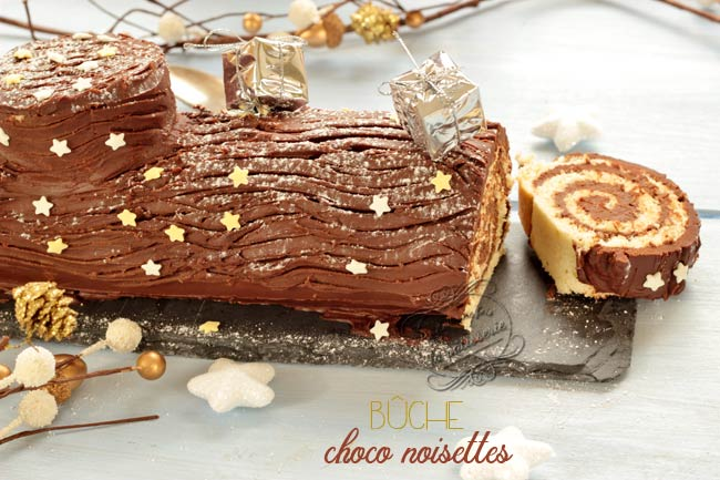 Recette buche de noel traditionnel