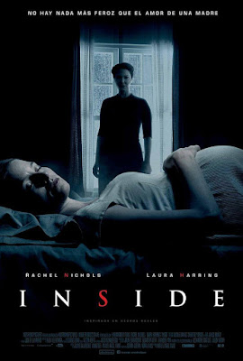 Inside 2016 DVD R2 PAL Spanish