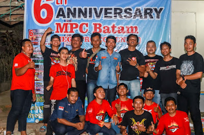 6th Anniversary MPC Batam