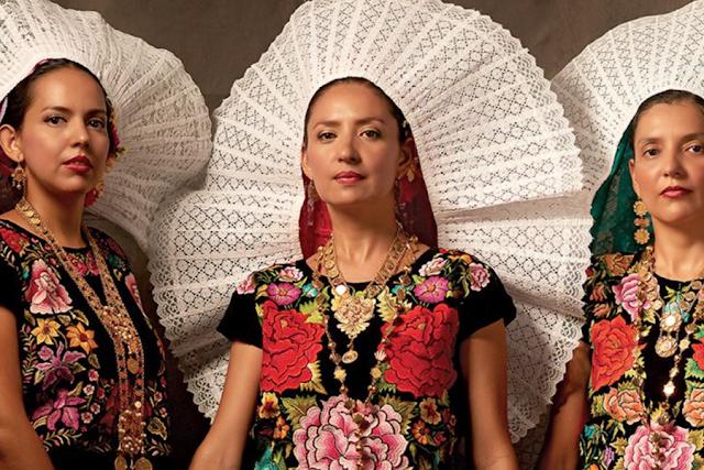Artesanía Textil de Tehuana