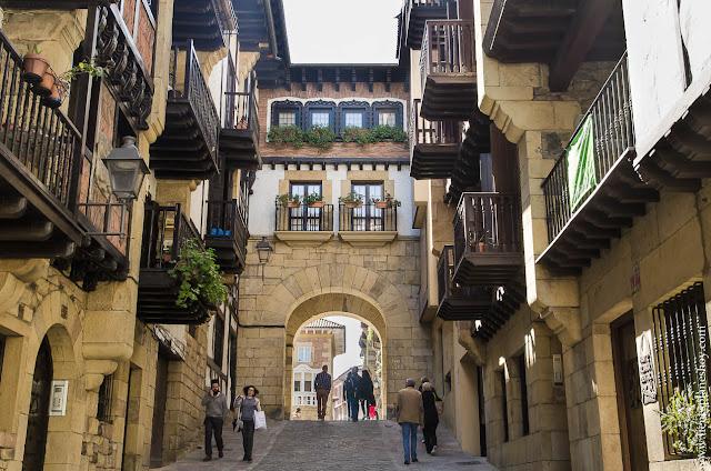 Fuenterrabia Hondarribia Euskadi pueblos bonitos