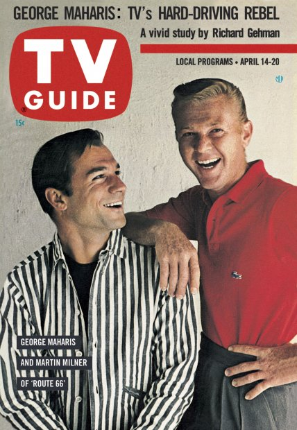 It's About TV: This week in TV Guide: April 14, 1962