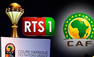 تردد القناة RTS السنغالية  علي قمر Eutelsat W3