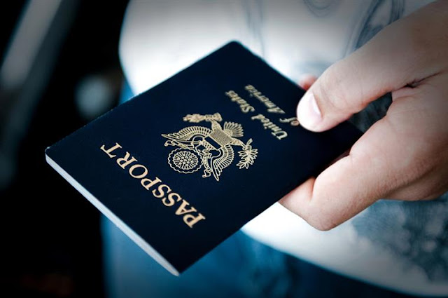 Documentos para entrar na Califórnia
