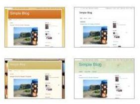 Cara Membuat Template Default Blogger Jadi Responsive