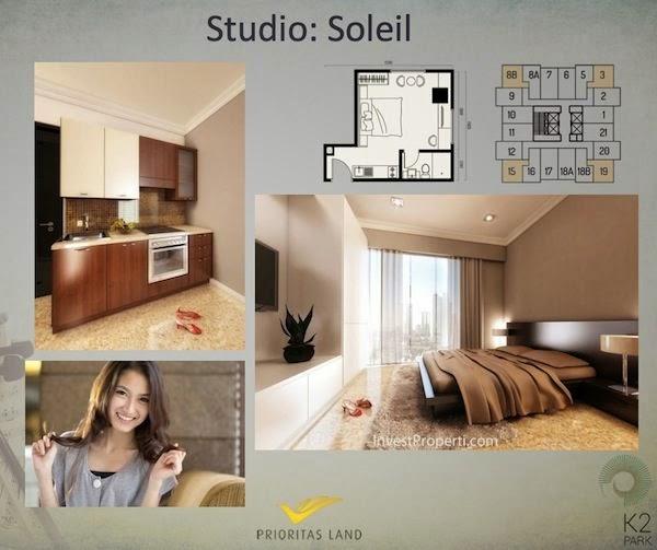 Tipe Studio : Soleil