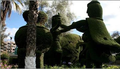 Turismo Parques de Ambato, conocer los Parques de Ambato