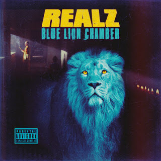 IRealz - Blue Lion Chamber - Album Download, Itunes Cover, Official Cover, Album CD Cover Art, Tracklist