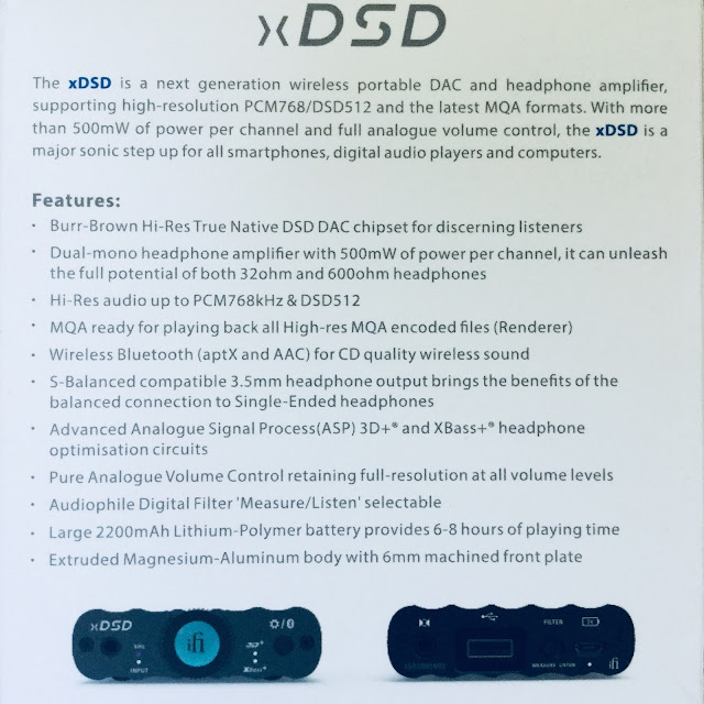 iFi Audio xDSD | Reviews | Page 2 | Headphone Reviews and Discussion