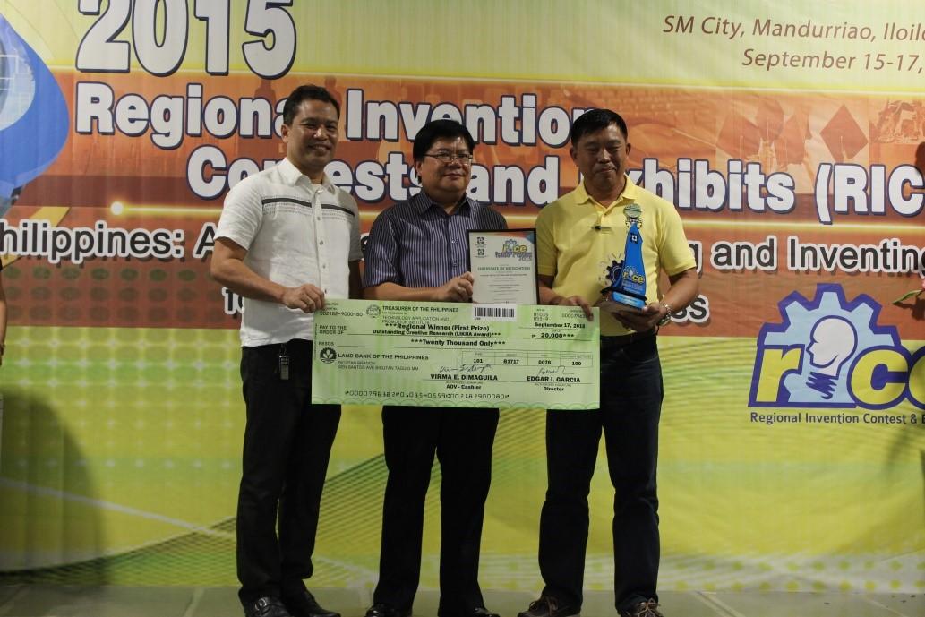 Creative Research Category Regional Winner