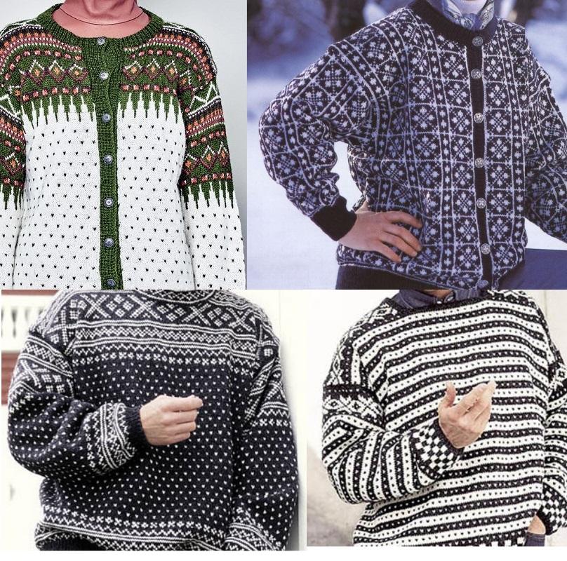 Traditional Norwegian Knitting