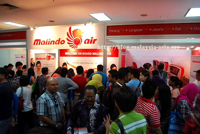Matta Fair September 2013 Malindo Air Promotions