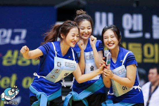 Sungjoyfamily: 150928 Idol Sports Athletic Championship - Btob & Red